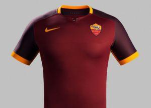 Roma, svelate le divise della prossima stagione