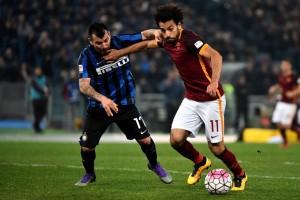 Roma vs Inter (2-1) in diretta, Serie A 2016/17 LIVE. Dzeko e Banega, poi il sigillo finale di Manolas