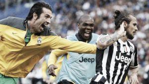 La Juventus pone el broche de oro en Roma
