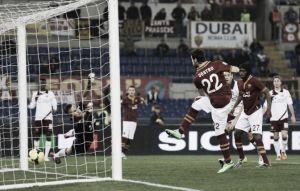 El Livorno es presa fácil para la Roma