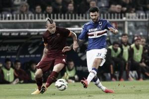 Sampdoria vs AS Romaen vivo y en directo online en la Serie A 2017-18