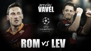 AS Roma - Bayer Leverkusen: en juego la segunda plaza del grupo E