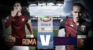 Risultato Roma 3-2 Genoa in Serie A 2016/17: Totti dice addio ai colori giallorossi