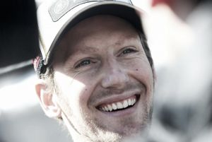 "Romain Grosjean: ""El coche corrió bien"""