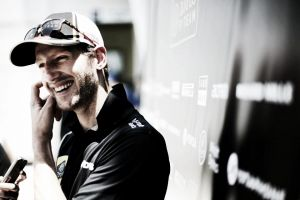"""Romain Grosjean: """"Espero que podamos sumar los primeros puntos"""""""