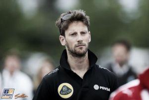 """Romain Grosjean: """"Espero que haya más podios este año"""""""