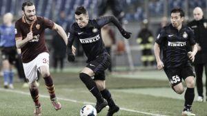 Diretta partita Roma - Inter, risultati live di Serie A