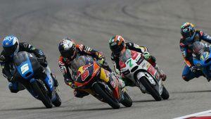 Clasificación de Moto3 del GP de Francia 2014 en directo online