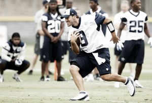 Offseason couldn't have gone better, says Romo