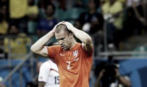 Ron Vlaar: ''Había puesto todo de lado para esta Copa del Mundo y me voy con las manos vacías''
