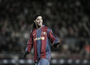 Ronaldinho Gaucho admits he almost joined Manchester United prior to Barcelona switch