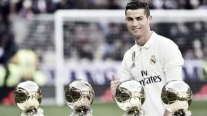 Cristiano Ronaldo, que no se olvide, también es grande