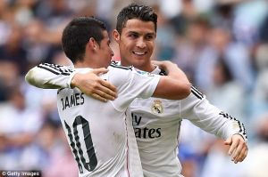 Real Madrid Outclass Deportivo With a Thrilling 8-2 Win
