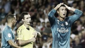 Real Madrid, confermata la squalifica a Cristiano Ronaldo