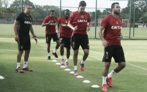 Ronaldo Alves, Serginho e Ronaldo iniciam transição, mas ainda não jogam contra Atlético-MG