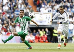 Le Real se sort du bourbier du Betis