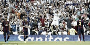 El Clasico - Barcelona vs Real Madrid: Title rivals clash at Nou Camp