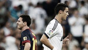 Ronaldo vs Messi, choque de hielo y fuego