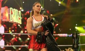 Ronda Rousey Must Turn Heel Immediately