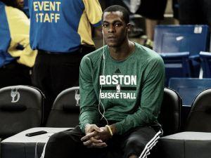 Los Celtics darán descanso a Rajon Rondo