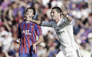 Liga 2014/2015, ottava giornata: vincono tutte le grandi, cade il Valencia, Siviglia sorprendente secondo