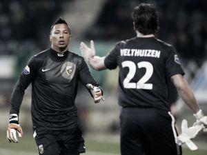Room le gana la pulsada a Velthuizen en el Vitesse