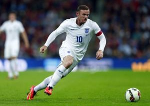 Rooney proud to captain England
