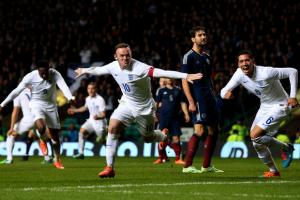 Les buts de Ecosse vs Angleterre