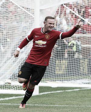 Wayne Rooney, le nouveau capitaine de Manchester United