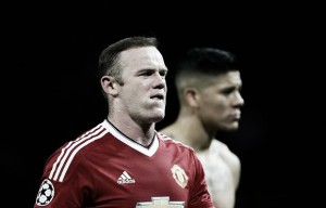 Louis van Gaal believes Wayne Rooney is playing well, otherwise he would be dropped