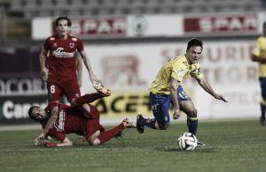 Las Palmas - Numancia: ganar para continuar en el pelotón de cabeza