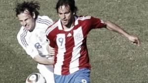 Santa Cruz, convocado con Paraguay