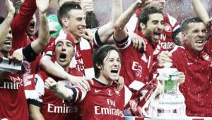 Favourites Arsenal handed home leg