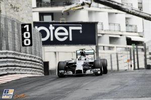 Nico Rosberg se hace con la clasificación del Gran Premio de Mónaco