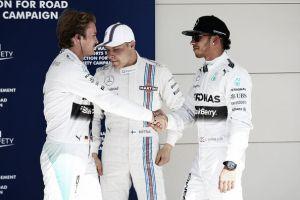 Nico Rosberg le roba a Hamilton las llaves del rancho