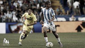 Rosales a un partido de los cincuenta con la camiseta del Málaga CF