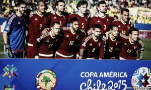 Rosales luchará hasta el final en la Copa América
