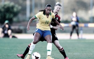 Western New York Flash acquire rights to Brazilian winger Rosana from Houston Dash