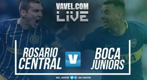 Rosario Central vs Boca Juniors en vivo online por Superliga 2017