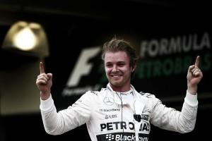 """Nico Rosberg: """"No tengo explicaciones exactas de por qué estamos ahora fuertes"""""""