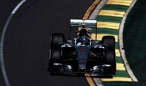 Nico Rosberg comanda la jornada
