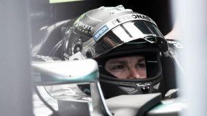 """Nico Rosberg: """"A una vuelta, aún hay cosas que mejorar"""""""