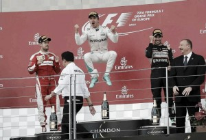 European Grand Prix: Rosberg extends lead with convincing win
