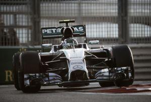 Abu Dhabi Grand Prix: Qualifying - Rosberg Seizes Advantage