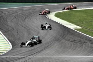 Rosberg manda con puño de hierro