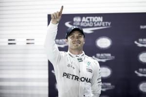 """Nico Rosberg: """"Habrá fines de semana bastante duros por delante"""""""