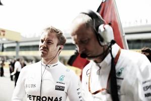 """Nico Rosberg: """"Hamilton sigue siendo el objetivo"""""""