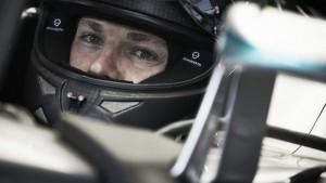"Nico Rosberg: ""Red Bull está muy fuerte en Mónaco"""