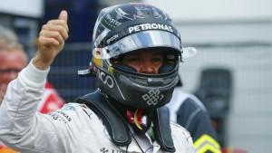 """Nico Rosberg: """"La vuelta ha sido realmente guay"""""""