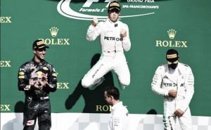Rosberg conquista Spa, Hamilton 3° dopo una super rimonta